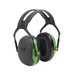 peltor x-series over-the-head earmuffs size fits