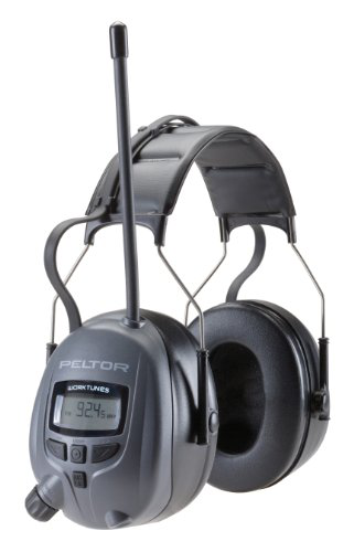 Work Tunes Digital Hearing Protector